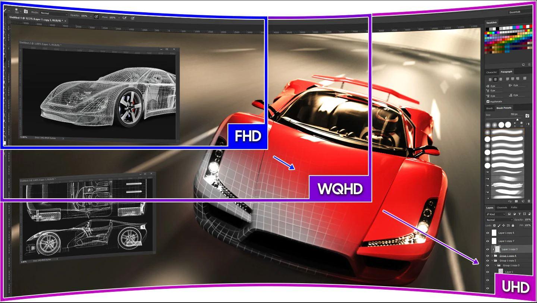 Màn hình Samsung LU32R590-2