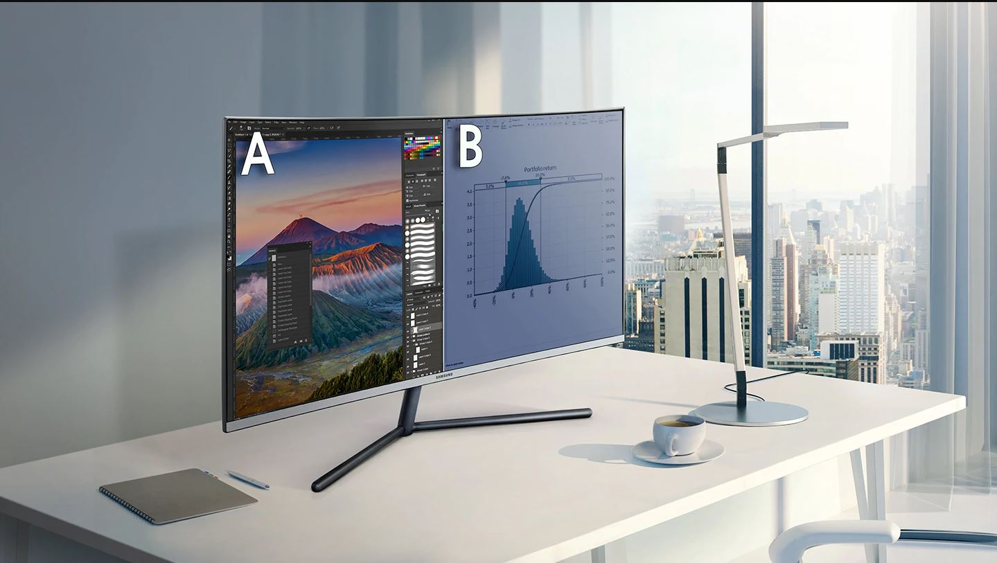 Màn hình Samsung LU32R590-8