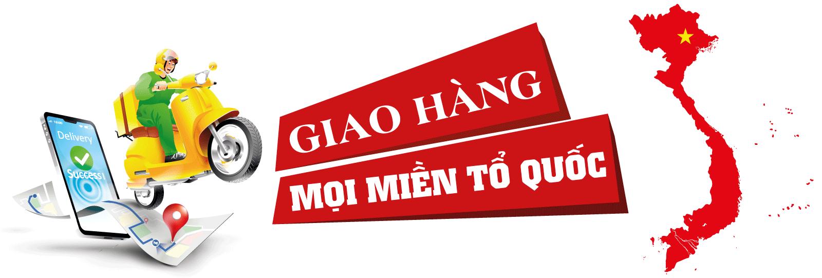 Hanoicomputer giao hàng toàn quốc