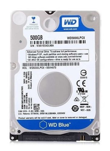 ổ cứng hdd 500gb laptop