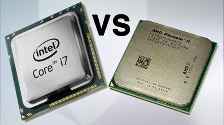 Nên lựa chọn CPU Intel hay AMD ?