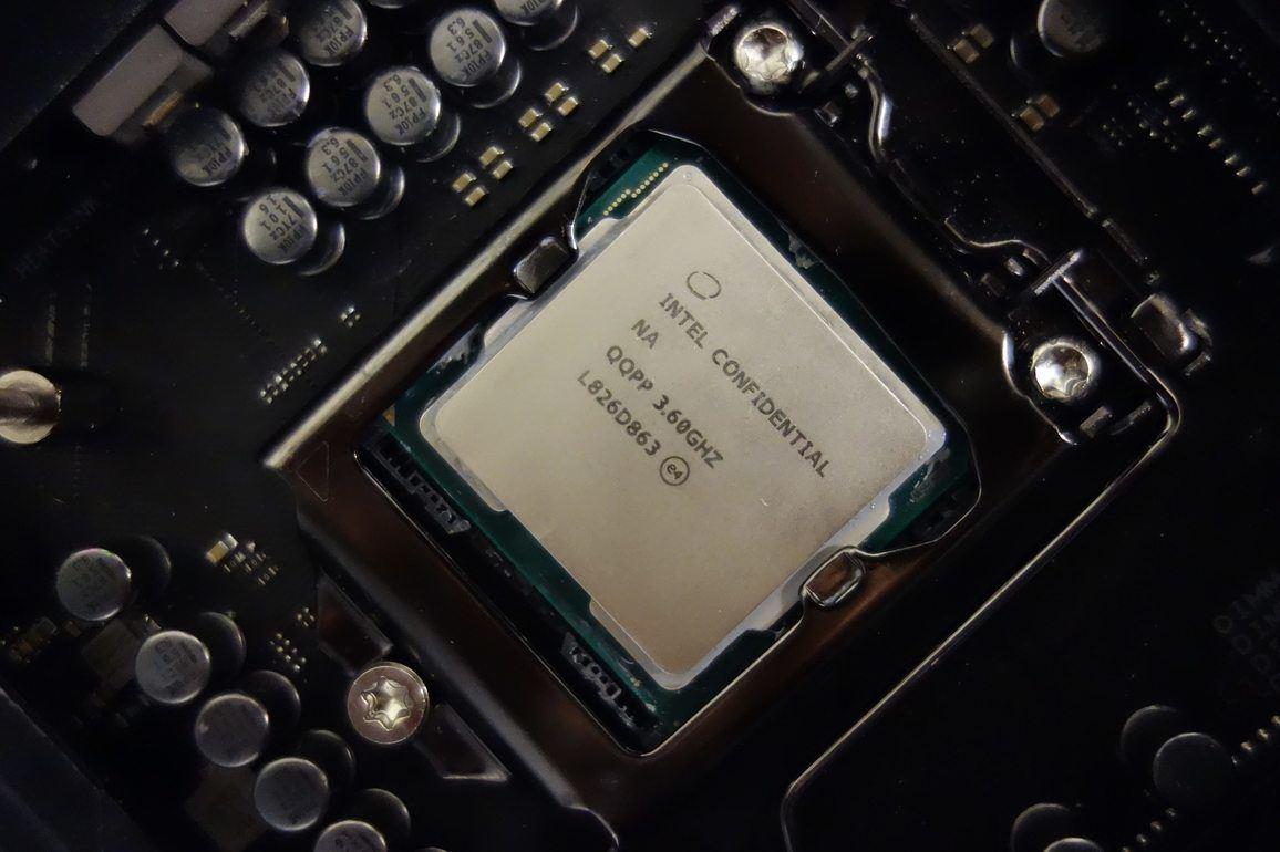 CPU Intel đã thống lĩnh thị trường CPU rất nhiều năm nay