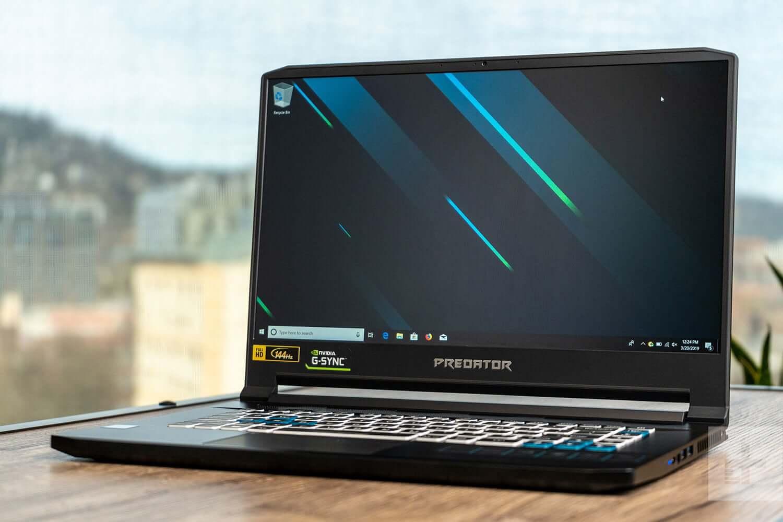 Laptop Acer Gaming Predator Triton 500-2