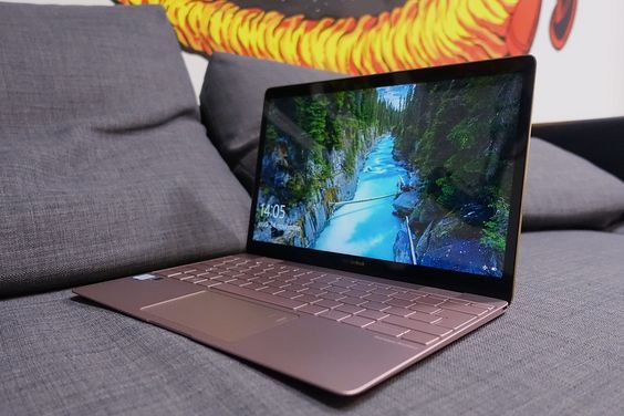 Laptop Asus ZenBook, Asus Zenbook, zenbook asus