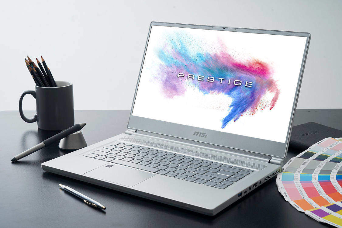 laptop creator, msi creator series
