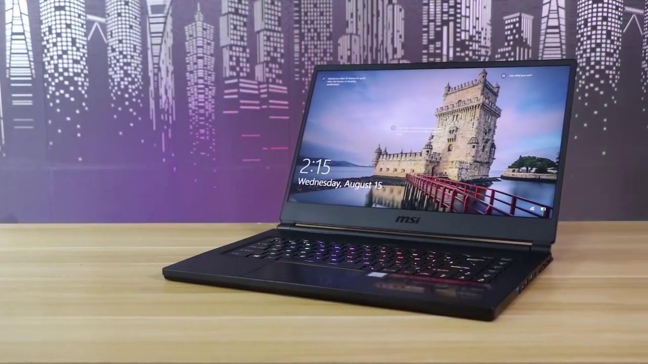 Laptop MSI GS Series, Laptop MSI, MSI GS Series