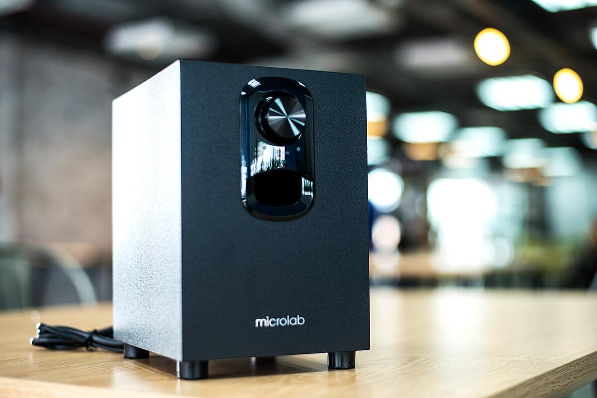 Loa Microlab M108 - 2.1 1