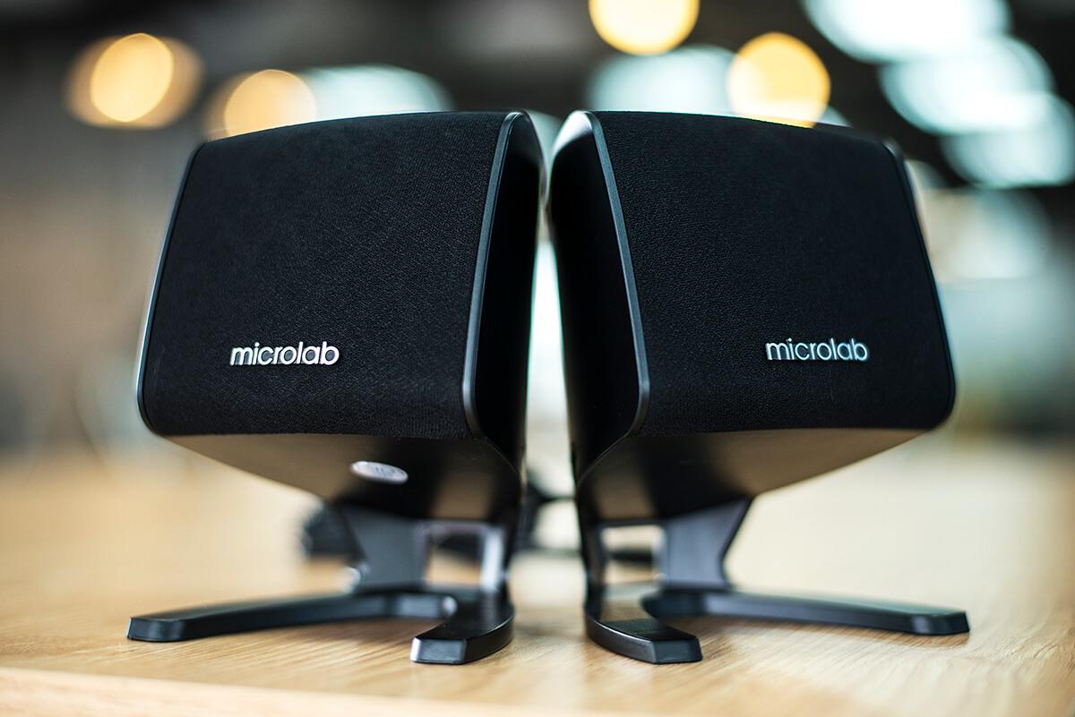 Loa Microlab M108 - 2.1 2