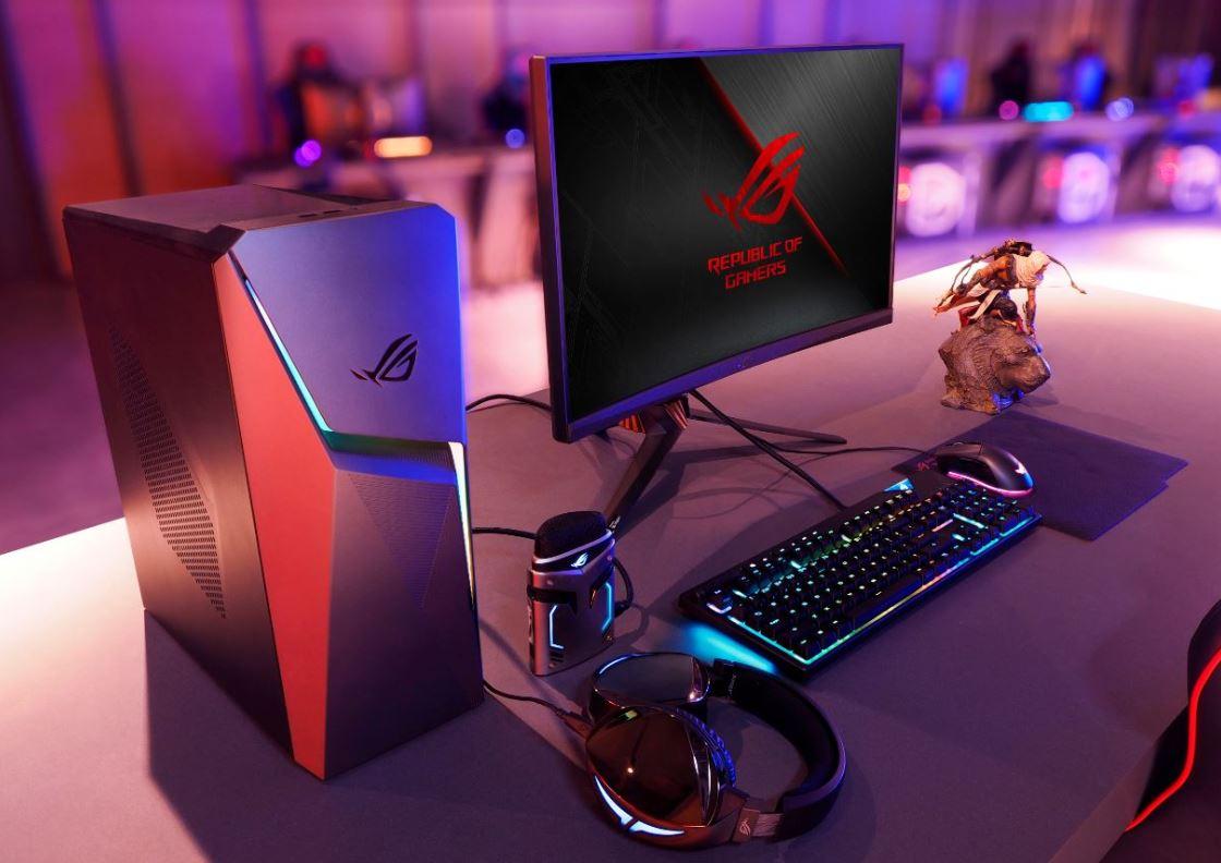 máy tính bàn asus chơi game, PC Asus, máy tính gaming asus, pc gaming asus rog, pc asus gaming, máy tính chơi game asus