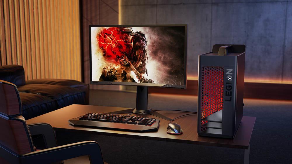 Máy Tính Chơi Game Lenovo, máy tính đồng bộ lenovo, máy chơi game lenovo