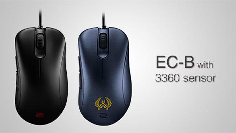Mouse Zowie BenQ EC2-B CS:GO Edition