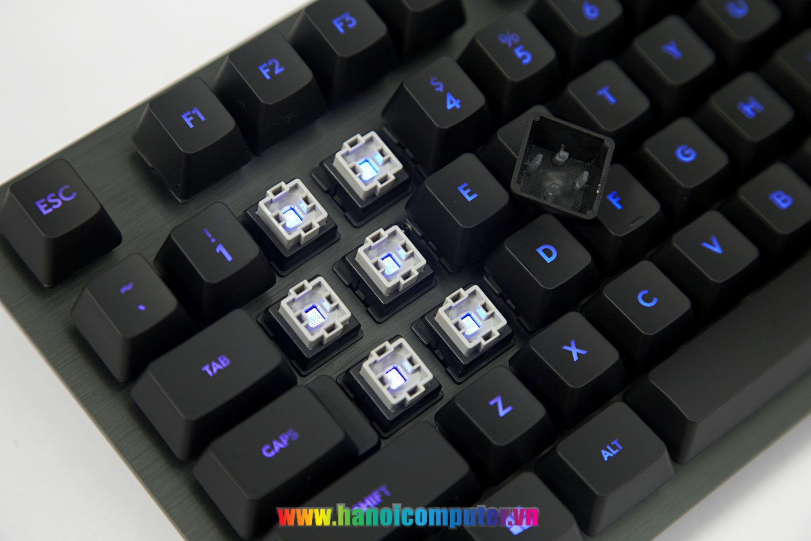 Keyboard Logitech G512 Rgb Mechanical Romer G Tactile Switch Gaming Gx Blue Carbon C Ra Mt Vi 2 Loi Tnh Khc Nhau Nu Nh Trc Y Ni Ti Gchng Ta Ch Quen