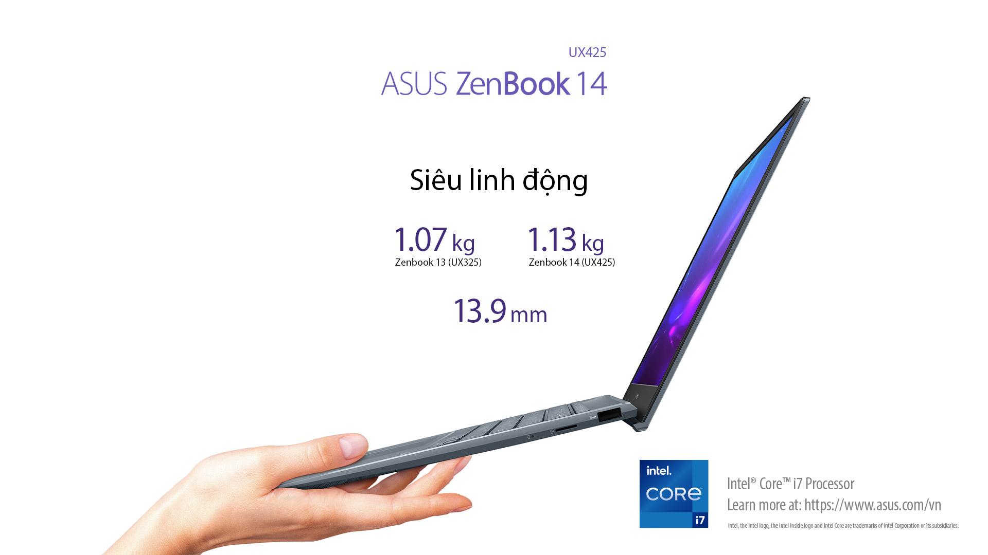 hanoicomputer-laptop asus ux425 siêu mỏng-2