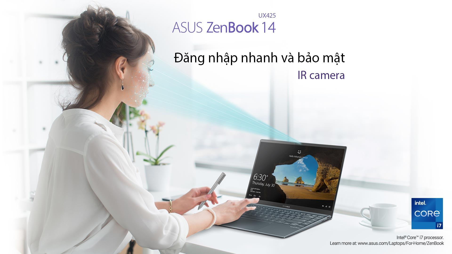hanoicomputer-laptop asus ux425 siêu mỏng-5