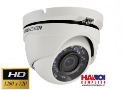 Camera Dome HD-TVI Hikvision DS-2CE56C2T-IRM