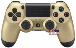 Gamepad Sony PS4 DUALSHOCK 4 Wireless Controller (Gold)