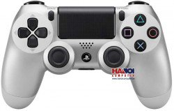 Gamepad Sony PS4 DUALSHOCK 4 Wireless Controller (Silver)
