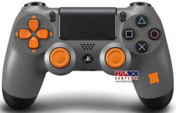 Gamepad Sony PS4 DUALSHOCK 4 Wireless Controller - Call of Duty Black Ops III Edition