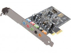 Card Sound Creative Blaster Audigy FX PCIe 5.1