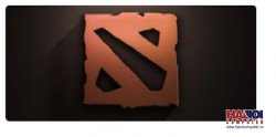Mousepad Custom Dota2 Dark Logo 800x300.