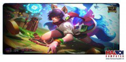 Mousepad Custom LOL Arcade Ahri 800x300mm.