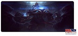Mousepad Custom LOL Championship Zed 800x300mm.