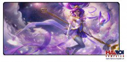Mousepad Custom LOL Star Guardian Janna 800x300mm.