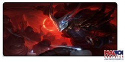 Mousepad Custom LOL Bloodmoon Zed 800x300mm.