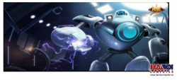 Mousepad Custom LOL iBlitzcrank 800x300mm.