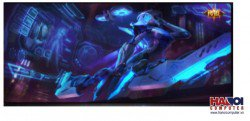 Mousepad Custom LOL Project Ashe 800x300mm.
