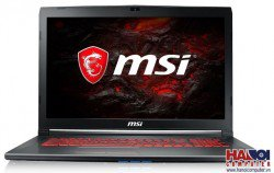Laptop MSI GAMING GV62 7RD-1600XVN