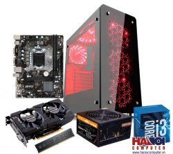 PC HNC PROFESSIONAL GAMING P502 I3 7100-8G-1050Ti